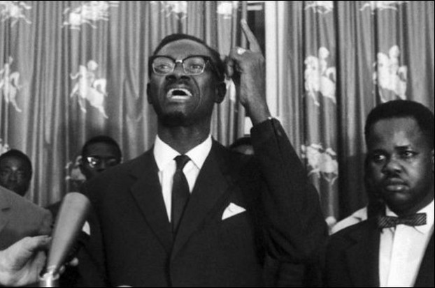 William and James - Patrice Lumumba