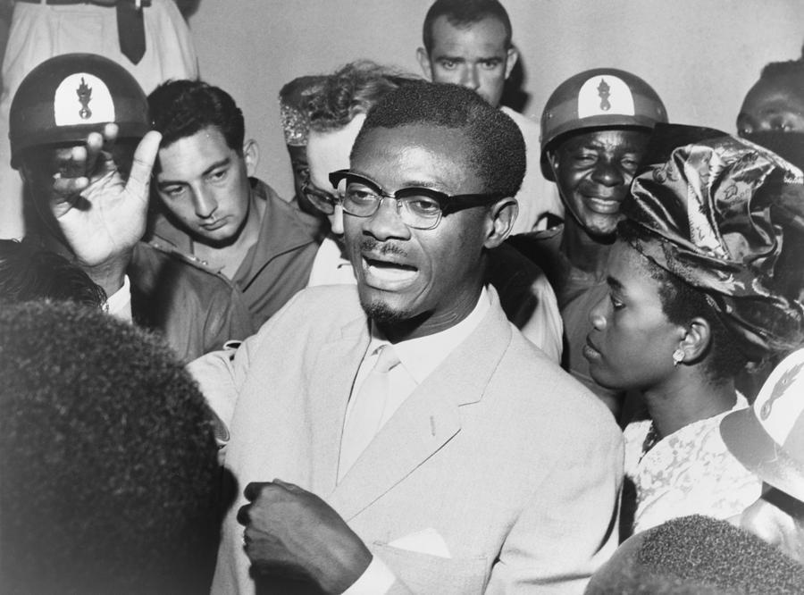 William and James - Patrice Lumumba